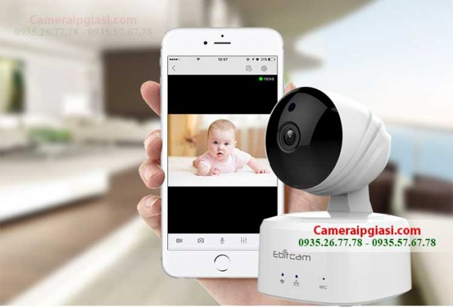 camera wifi ebitcam 1mp