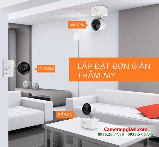 camera wifi tot nhat EBITCAM chinh hang