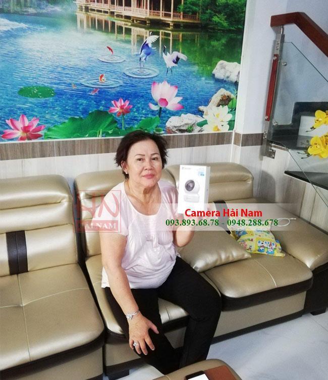 khach hang mua camera ezviz tai Hai Nam 1