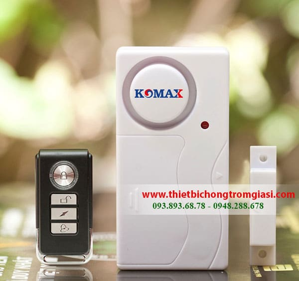 Cong tac tu chong trom co remote KM C05 1