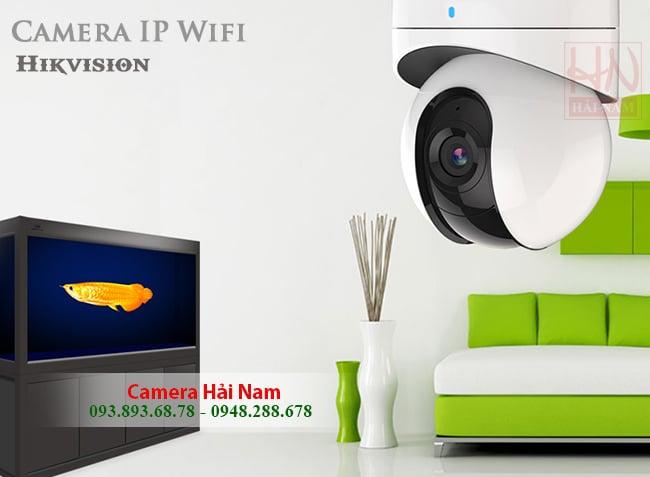 Camera Wifi Hikvision 2.0M Full HD 1080P Chính hãng, Giá Rẻ
