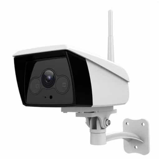 Camera wifi Ebitcam Ngoài trời 2MP Full HD có đèn ban đêm, báo trộm, đàm thoại - GIÁ RẺ