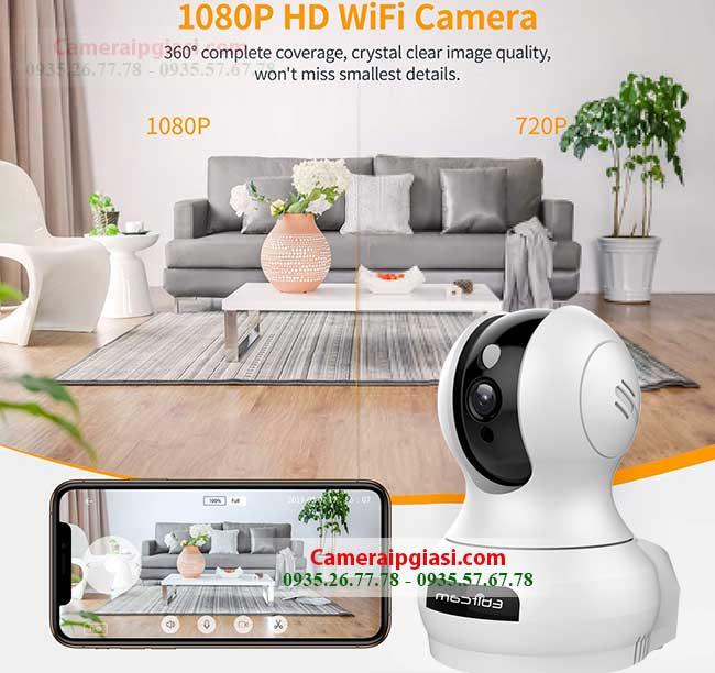 camera khong day gia dinh ebitcam e3 2m full hd 1080p