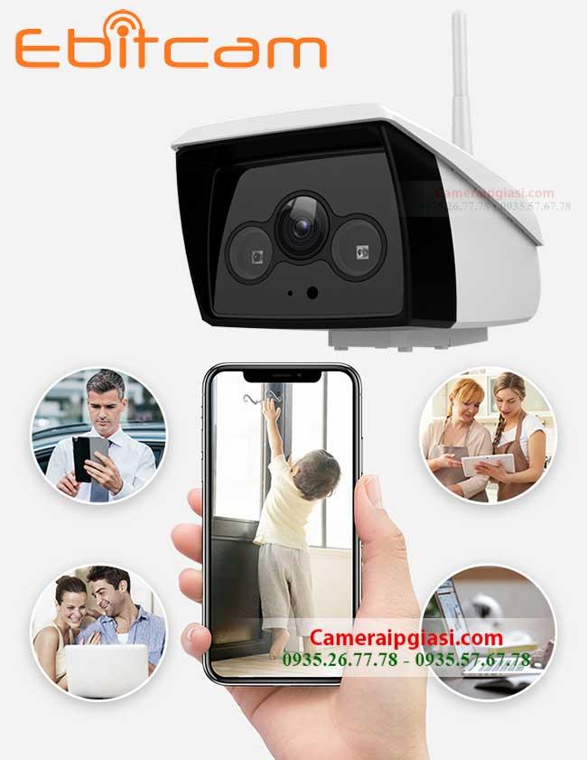 camera ngoai troi gia re ebitcam ebo2 2m full hd 1080p