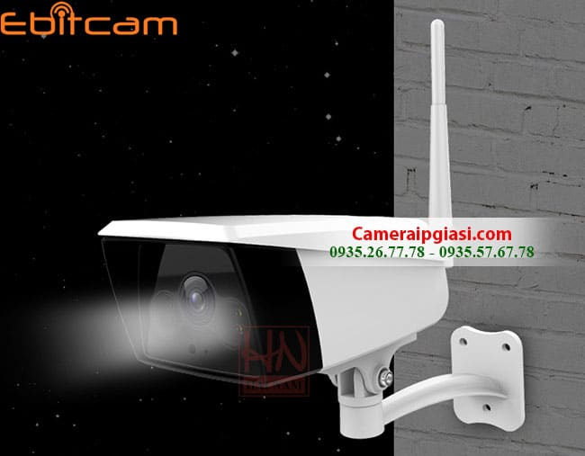 camera ngoai troi khong day ebitcam ebo2 2m full hd 1080p