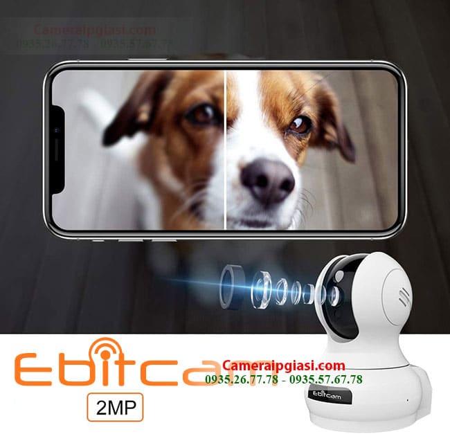 camera wifi EBITCAM E3 2mp full hd 1080p