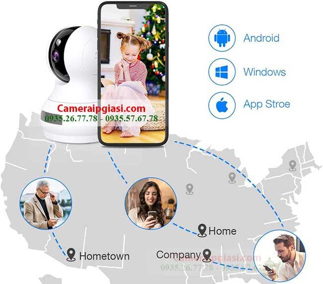 camera wifi ebitcam 2mp