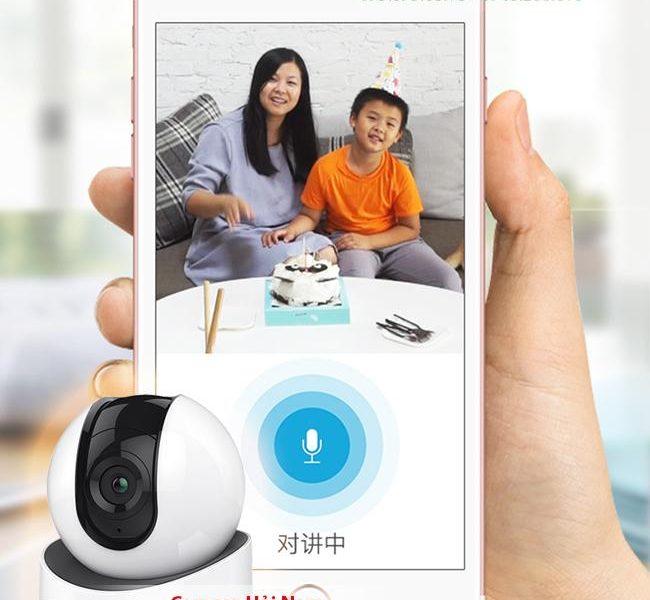 Hướng dẫn cài đặt camera wifi Hikvision xem trên điện thoại chi tiết