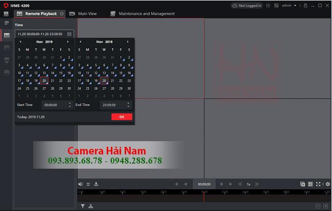 Hik-Connect PC