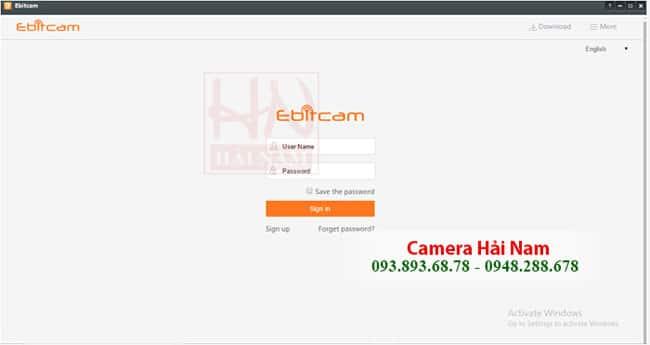 cai dat ebitcam tren may tinh pc 3 ed 1