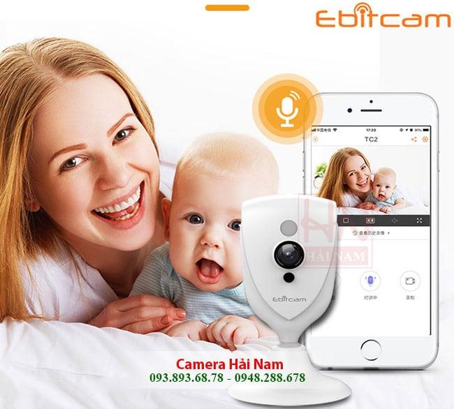 camera wifi ebitcam cube 2mp 10