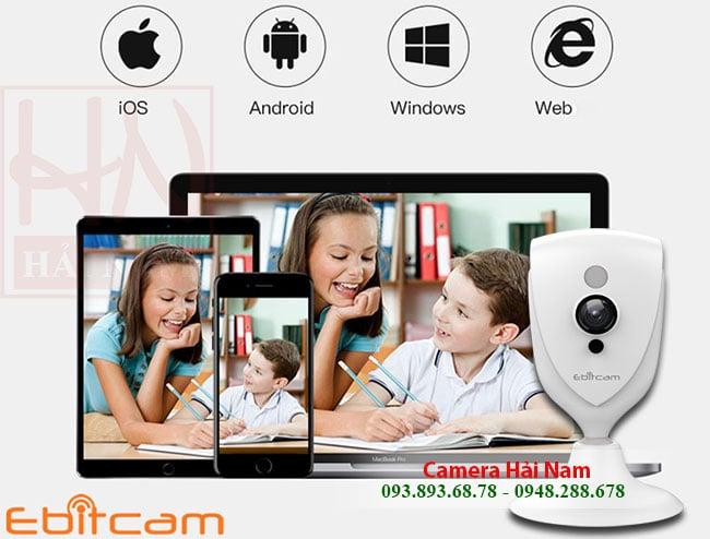 camera wifi ebitcam cube 2mp 7