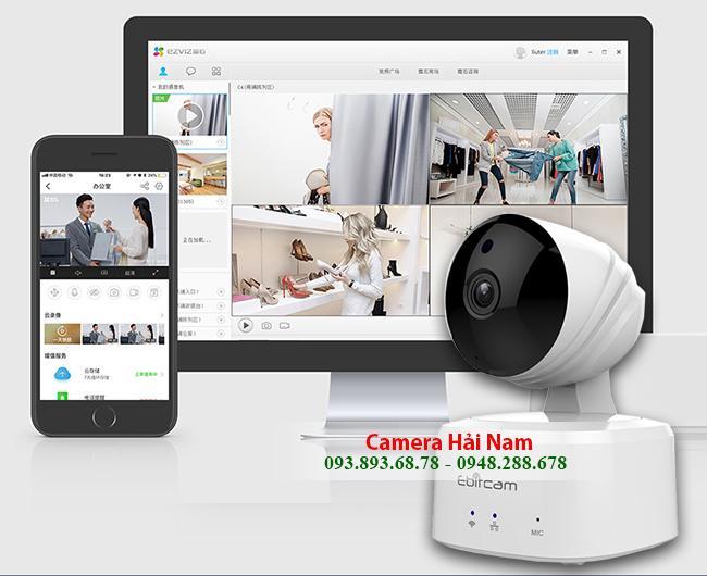 Ebitcam PC Download và Cài đặt phần mềm xem camera Ebitcam trên máy tính chi tiết