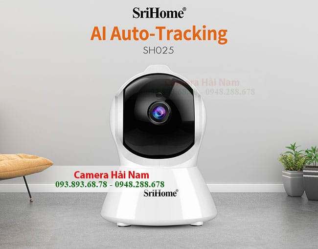 Camera SriHome SH025 chinh hang gia sieu re