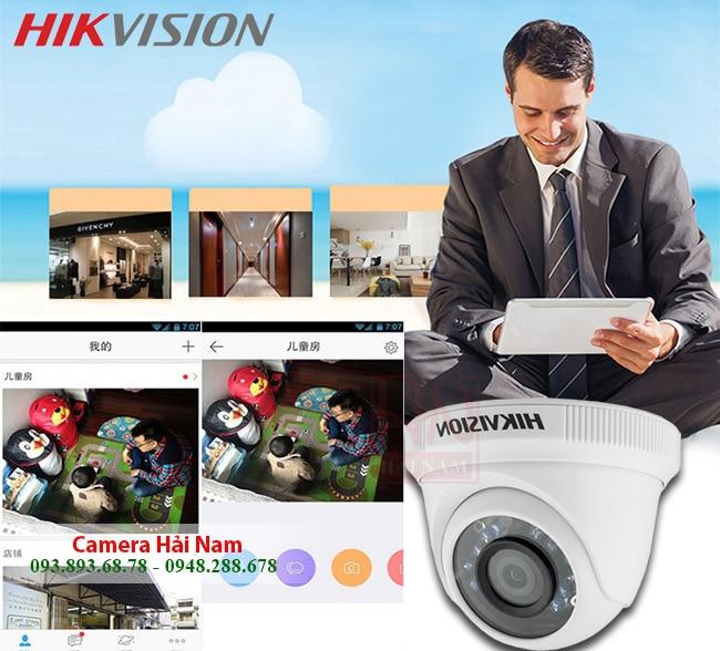camera hikvison 18
