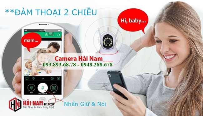 camera wifi yoosee 2.0mp 1080P 1