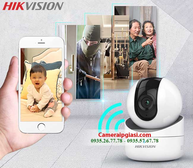 CAMERA HIKVISION GIA SI 2MP Q21 FULL HD 1080P
