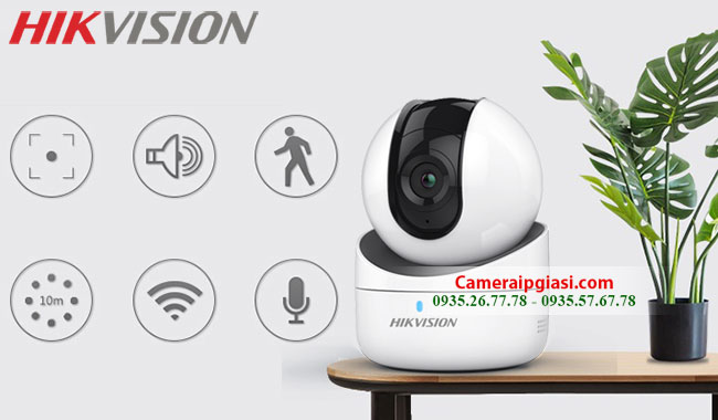 Camera Wifi Hikvision 2MP Q21 Full HD 1080P Gia re