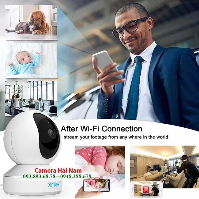 Lắp đặt camera quan sát trọn gói tại nhà ở TPHCM Uy tín, Giá rẻ nhất