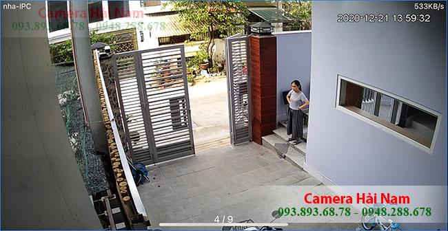 hinh anh camera tron bo ip dahua 2mp sac net 1080p