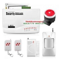 Thiết bị chống trộm dùng SIM Guardsman GS-3500