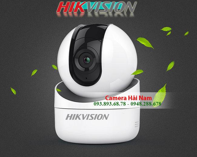 Camera Hikvision DS-2CV2Q21FD-IW 2M Full HD 1080P, Xoay 360, Góc Rộng