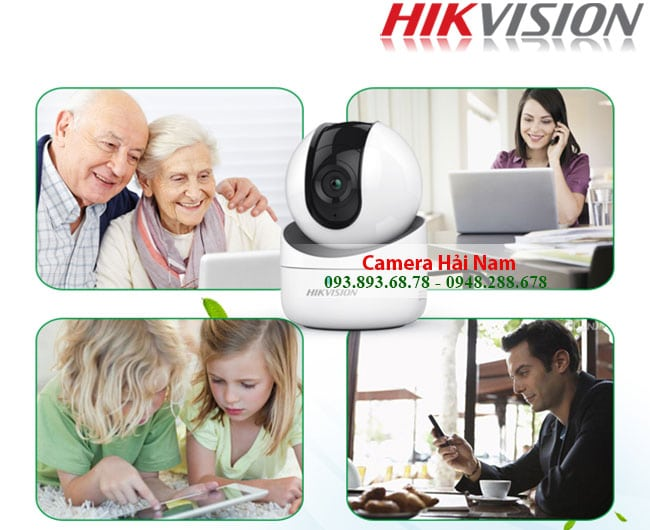 Camera IP Wifi Hikvision DS 2CV2Q21FD IW 2MP Full HD 1080P 6