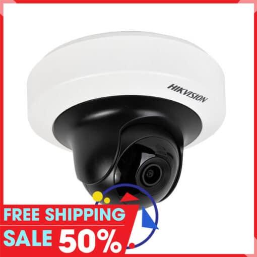 Camera Hikvision IP DS-2CD2F22FWD-IWS 2MP 1080P quay quét tuyệt vời, hỗ trợ báo trộm