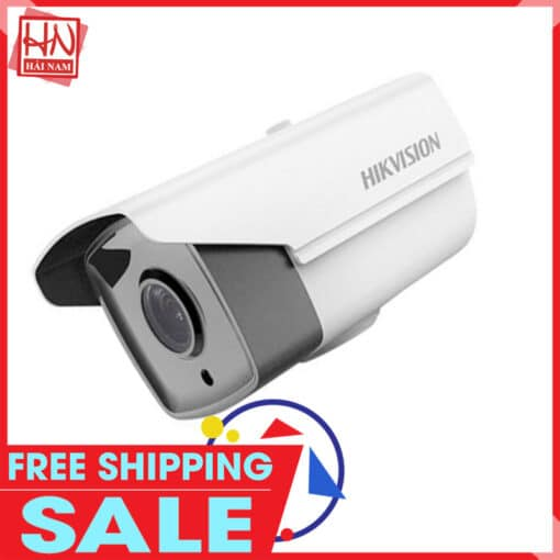 Camera HD-TVI Hikvision DS-2CE16C0T-IT3 1MP HD 720P, IP66, Giá Tốt