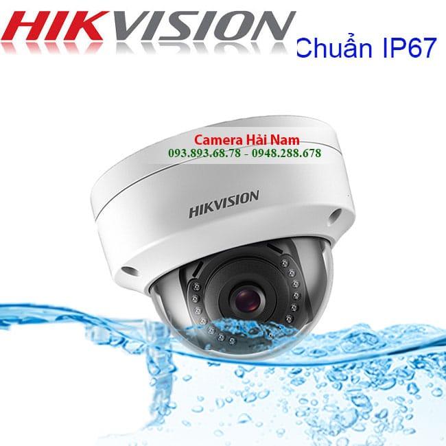 Camera IP 2MP Hikvision DS 2CD1123G0E I