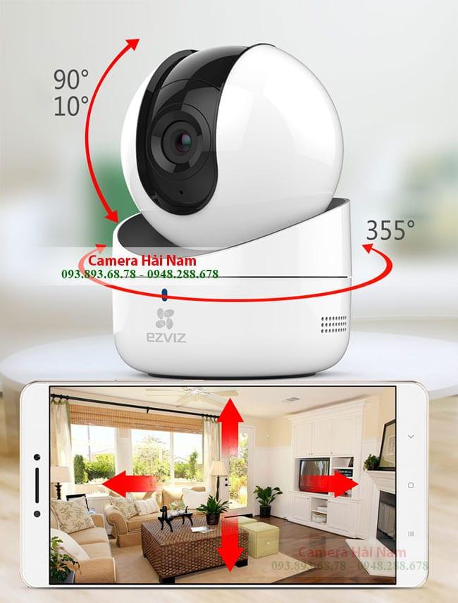 Camera Hikvision IP DS-2CV2Q01EFD-IW 1MP HD 720P có Đàm thoại, Báo trộm