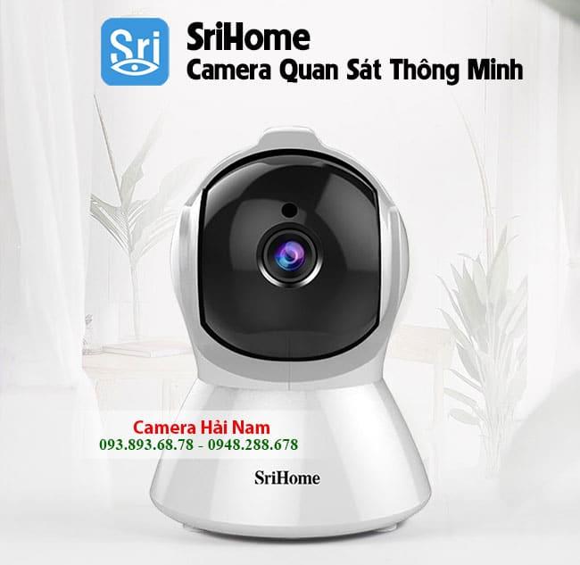 Camera SriHome SH025 Camera thong minh