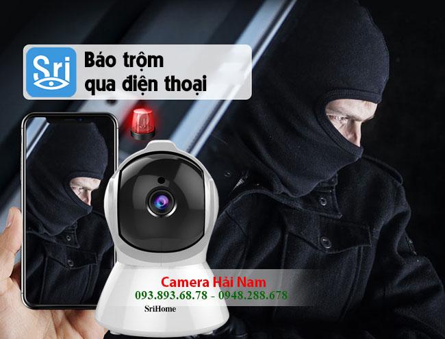 Camera Wifi Không dây 2MP Full HD 1080P cực rẻ