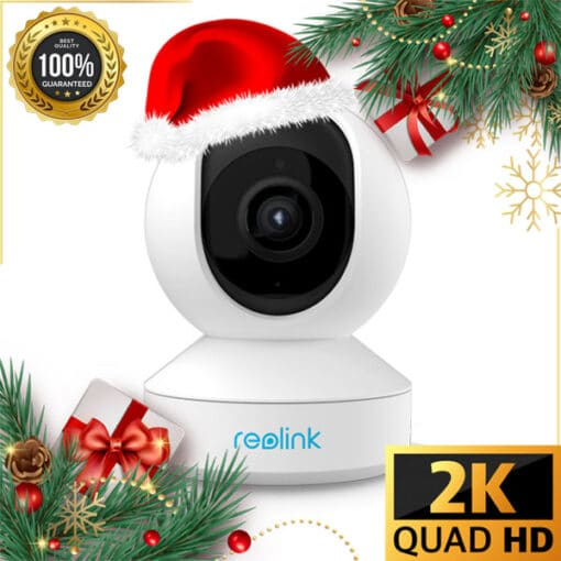 Camera Wifi IP Reolink E1 Zoom 5MP