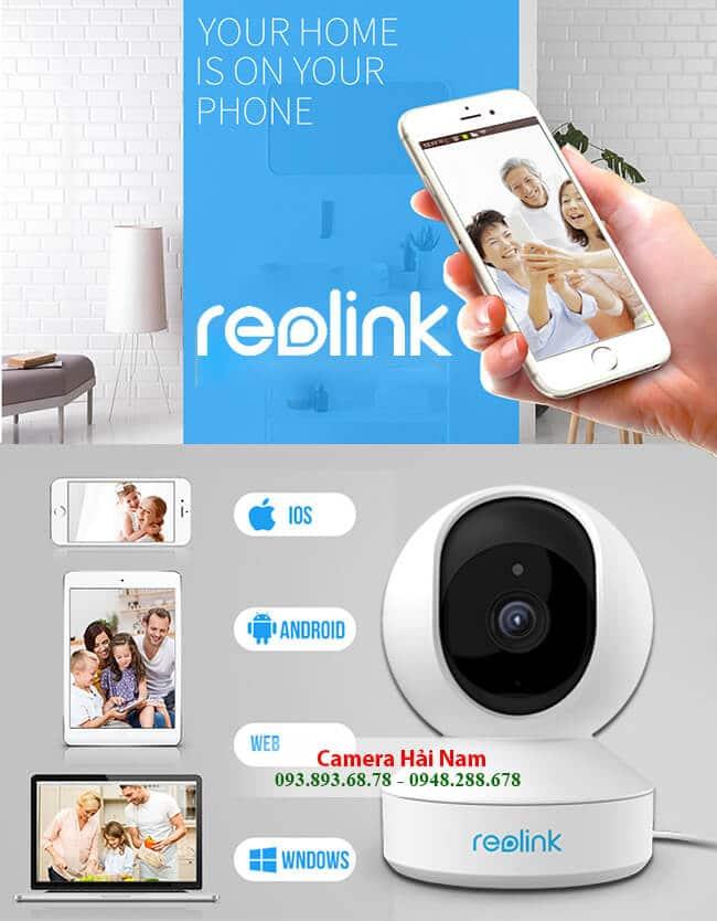 camera ip wifi reolink e1 3mp super hd 33
