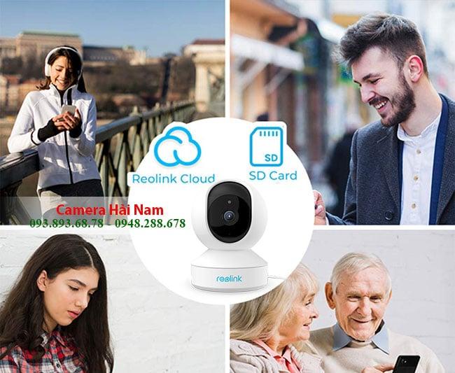 camera ip wifi reolink e1 3mp super hd 68 14
