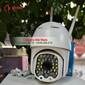 camera wifi ngoai troi Yoosee 360 3mp gia re