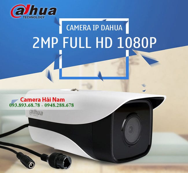 dahua 2mp ip camera FULL HD 1080P