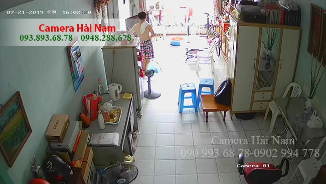 lap dat camera hikvision cho anh Duong