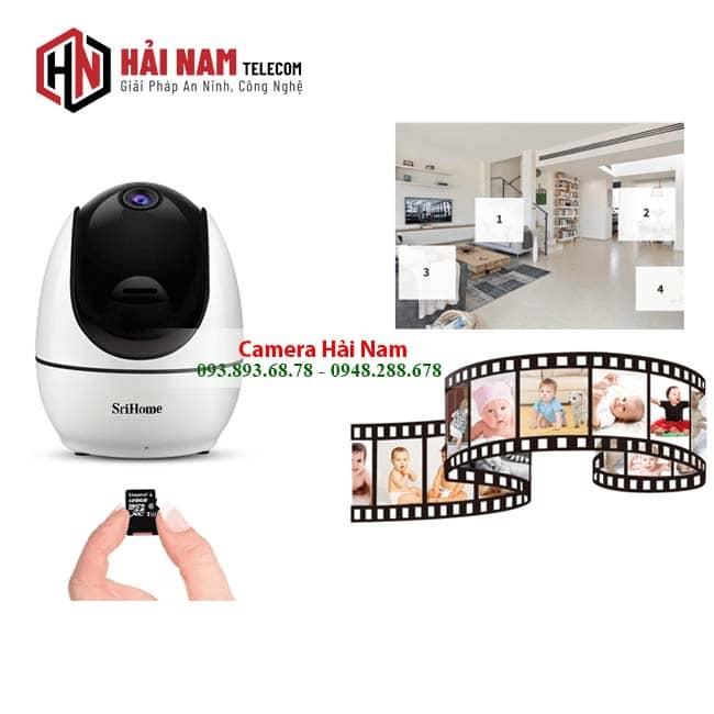 camera srihome 3mp chinh hang 2