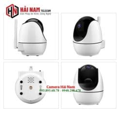 Camera IP Wifi Srihome 3MP Chính hãng - SH026