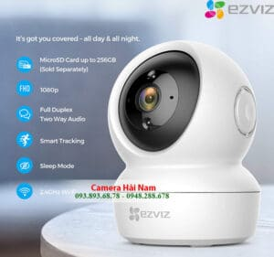 camera EZViz 2.0mp full hd 1080p 1