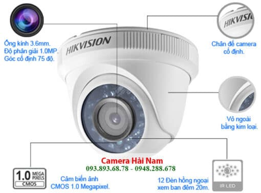 camera hikvision 5