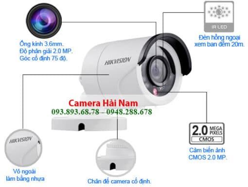 camera hikvision 8