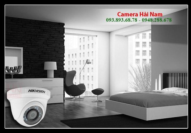 Bộ 2 Mắt Camera Hikvision 2.0MP Full HD 1080P chính hãng, chống nước hiệu quả