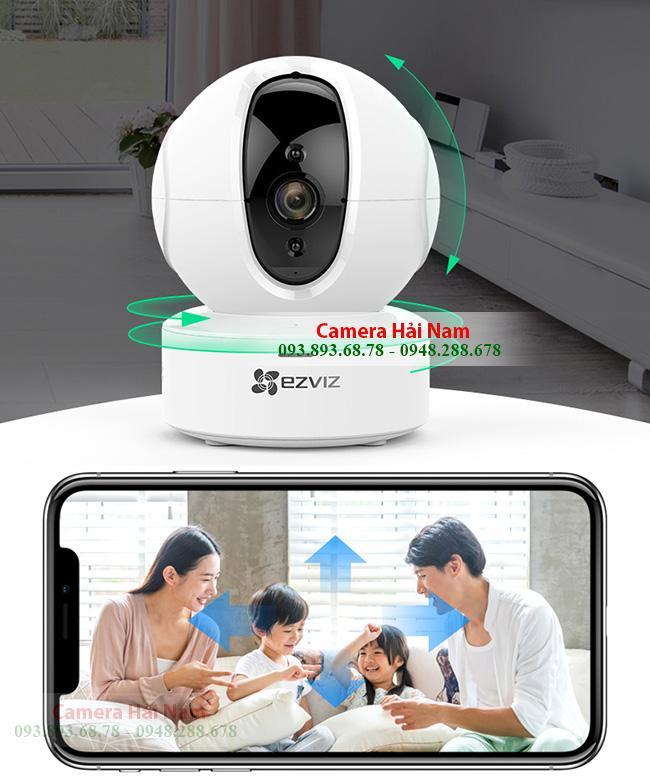 camera ezviz quay 360