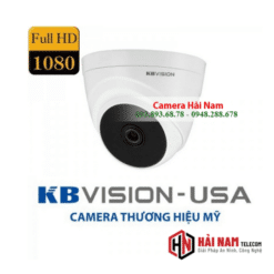 Trọn bộ 6 Camera KBvision 2MP