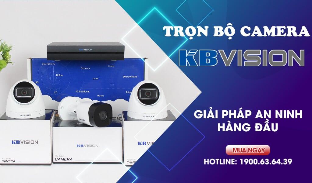 banner camera KBvision