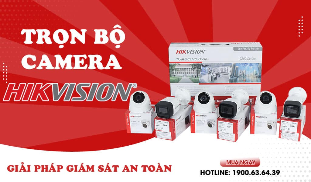 banner camera hikvision
