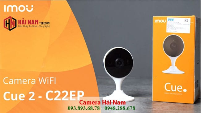Camera IMOU IPC-C22EP 2MP Giá Rẻ | Báo Giá Camera IMOU Cue 2